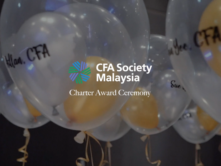 Event: CFA Charter Award Ceremony at Sofitel Hotel, Damansara