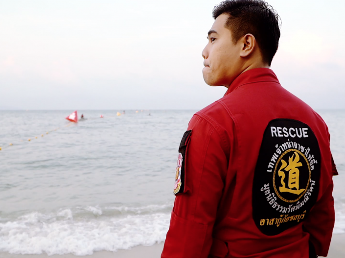 Event - Cinematic Highlights at Ironman 70.3 Bangsaen, Thailand with First Ambulance